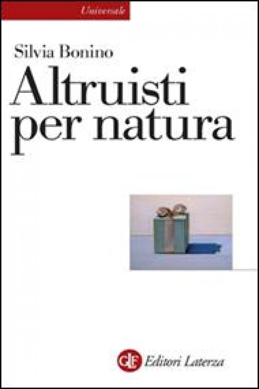 Altruisti per natura